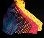 Classic Ties from The Tetbury Tailor